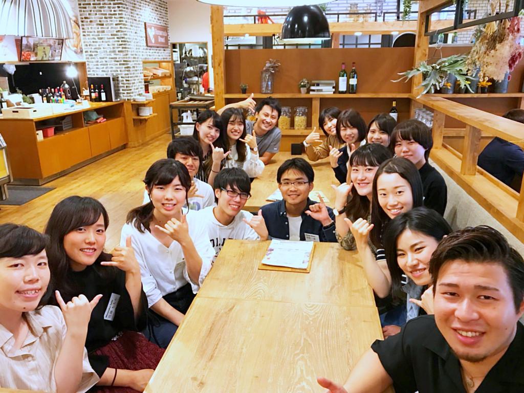 新卒3期生 × OHANA